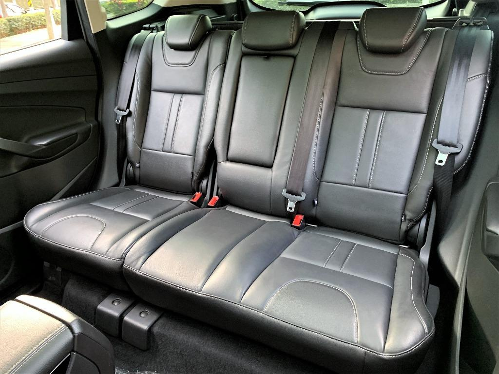 2015 KUGA頂規柴油4WD大滿配 免頭款全額貸 FB搜尋: 阿億嚴選 好車至上 非RAV4、CRV、M7、HRV