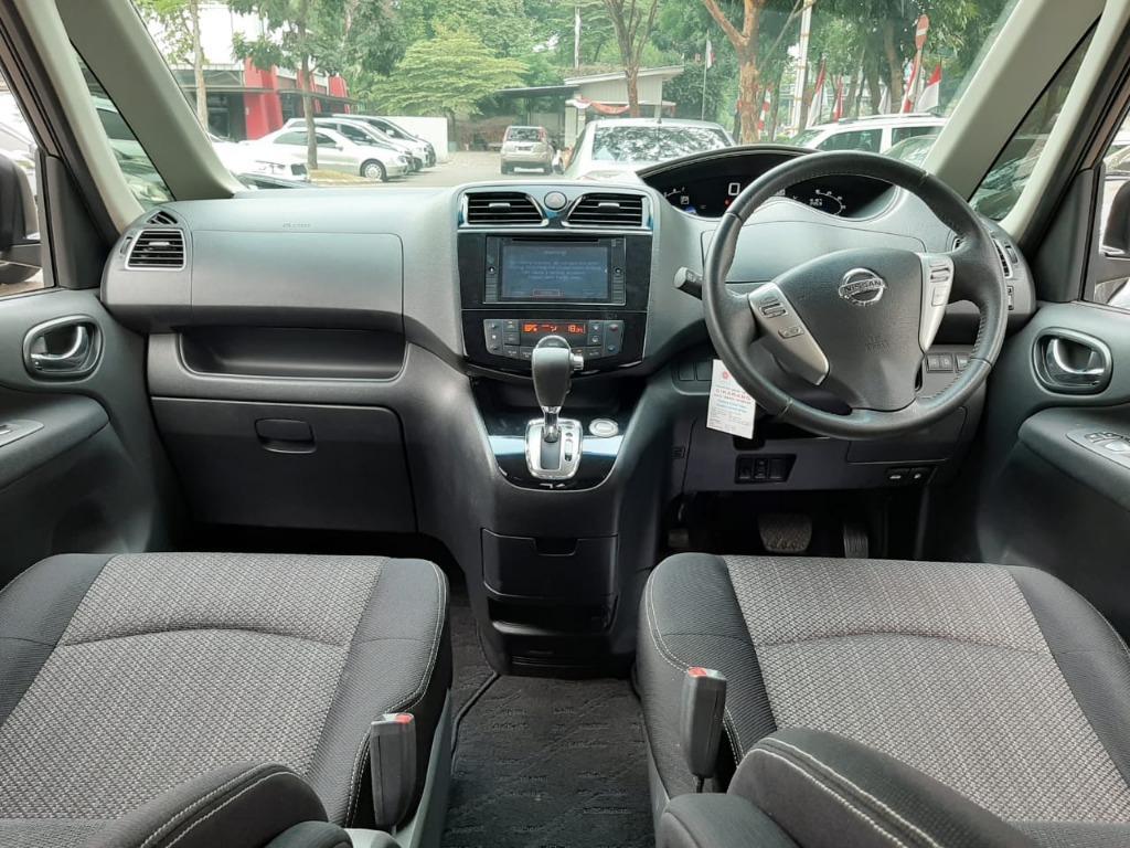 ALL New Nissan Serena 2.0 HWS AT 2016 Hitam DP 36,9 Jt, Top Condition No Pol Ganjil