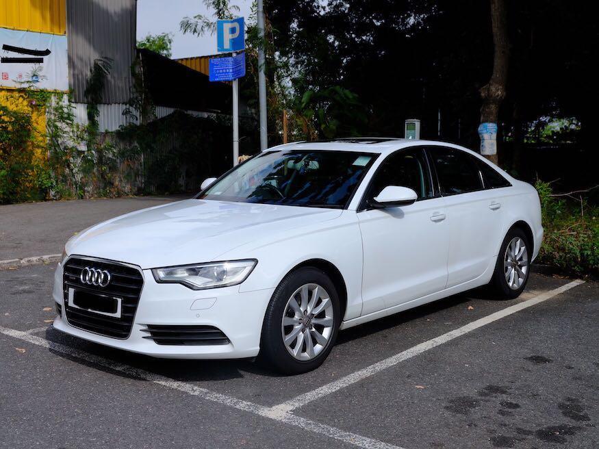 Audi A6 2.8 FSI quattro  Auto