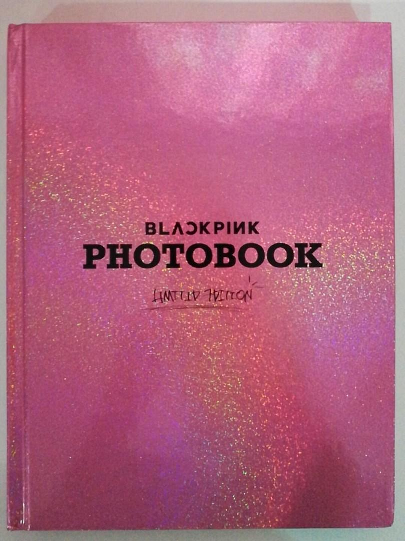 [BLACKPINK] PHOTOBOOK LIMITED EDITION / WITH OFFICIAL POSTCARD