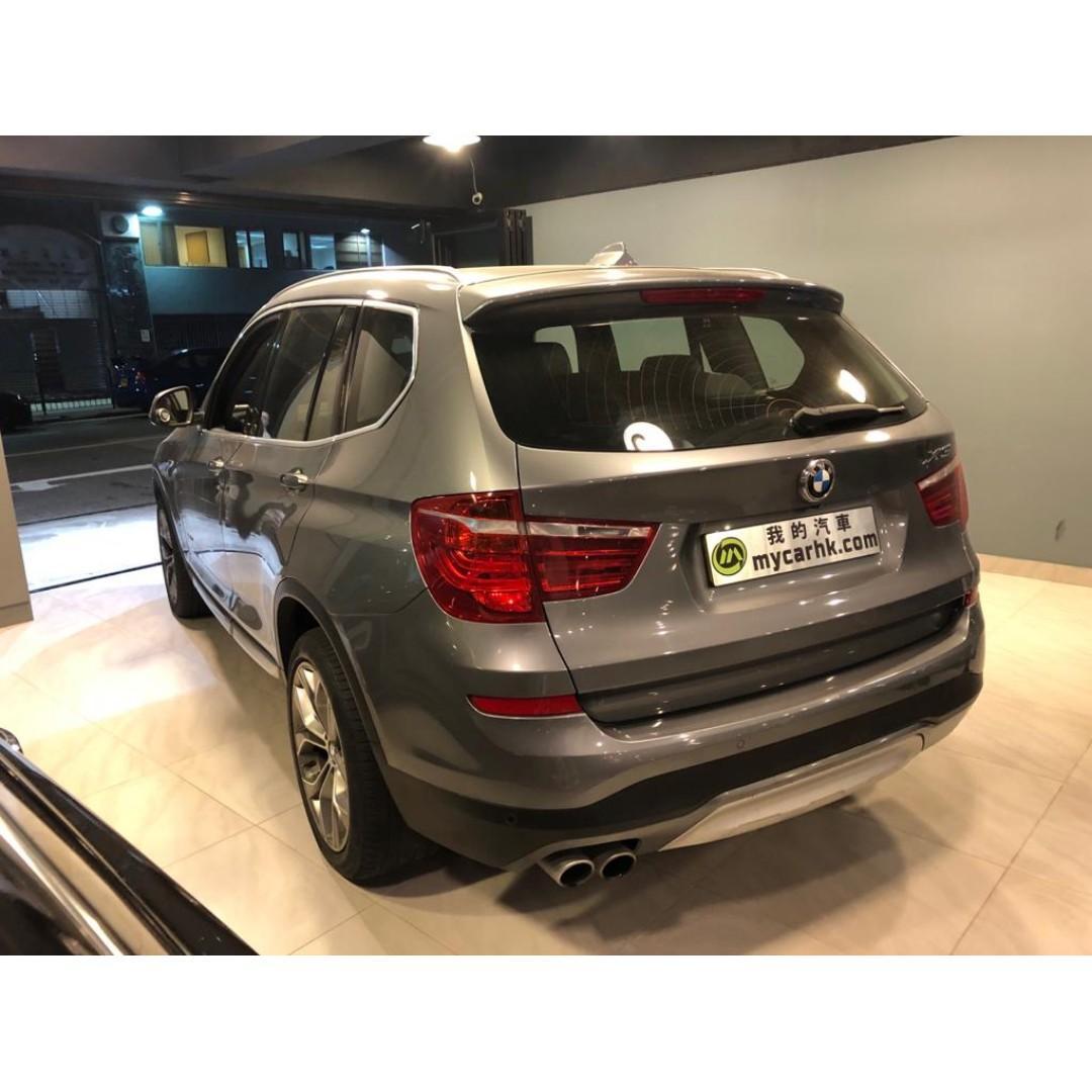 BMW X3 XDRIVE28IA 2014