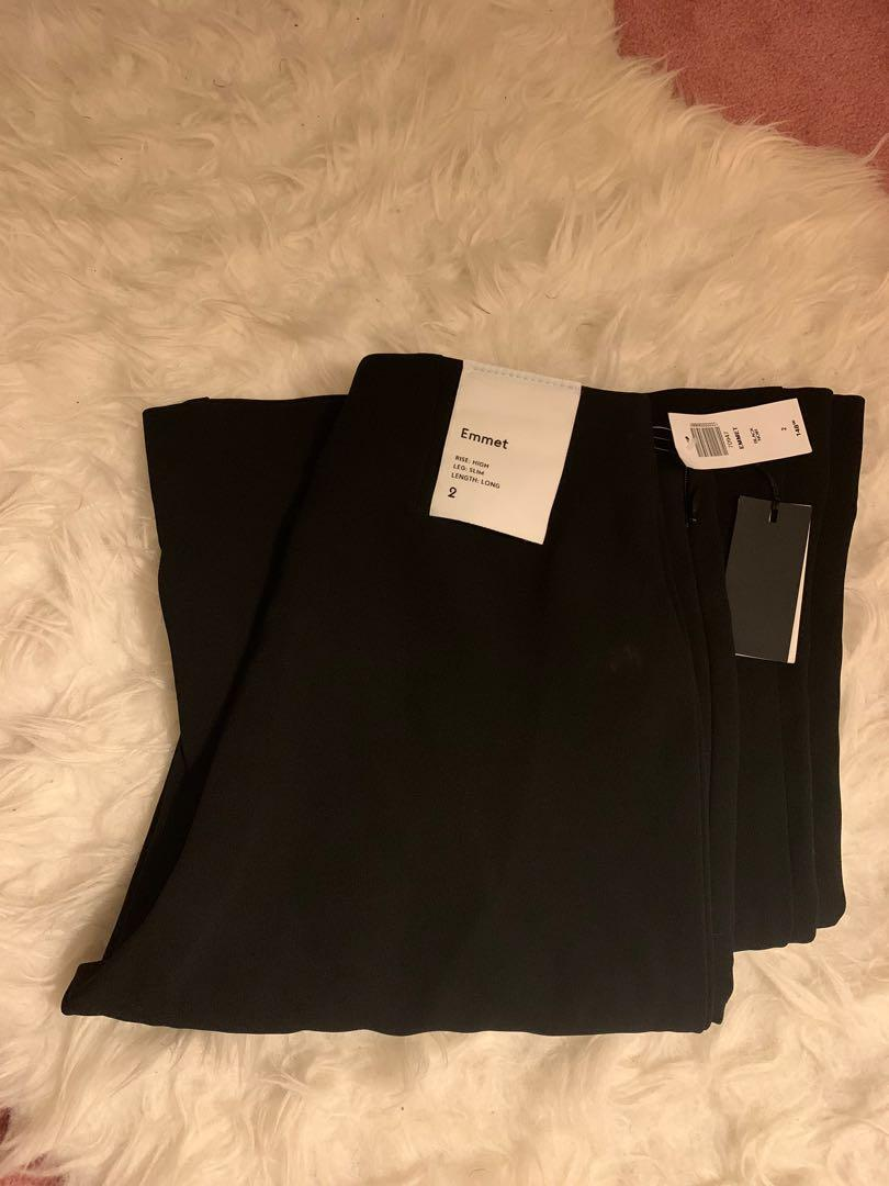 Brand new with tags, Aritzia Babaton Emmet Pants, Size: 2
