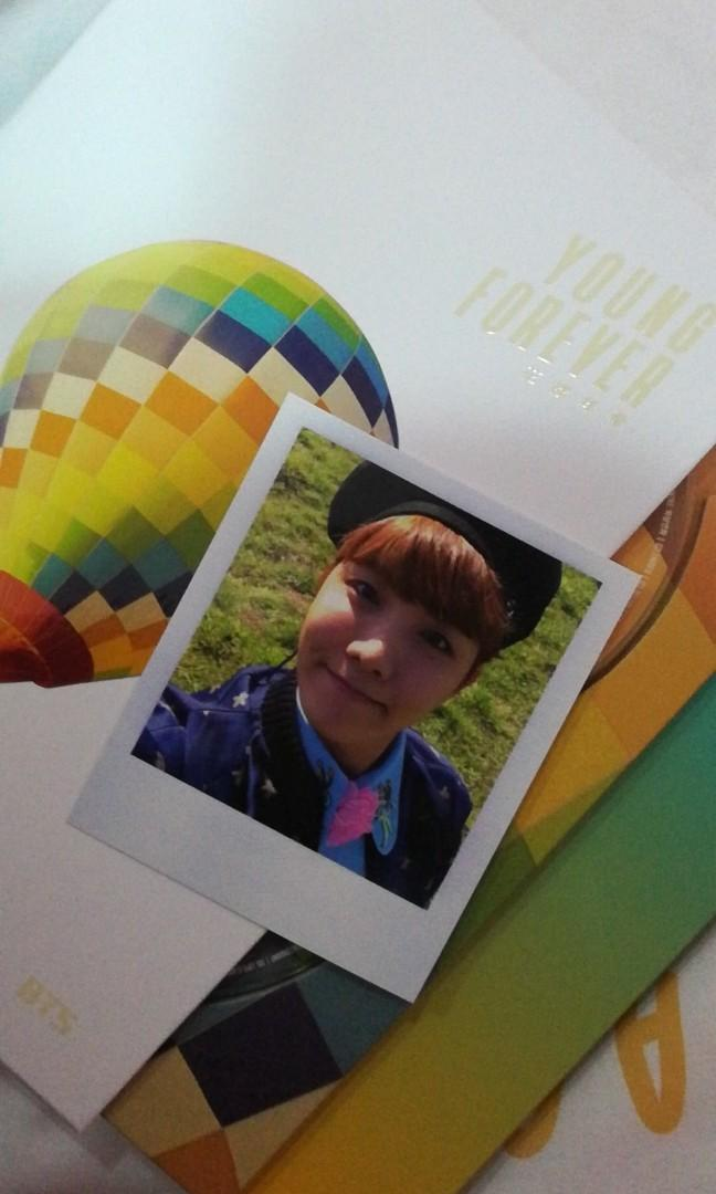 [BTS ALBUM] YOUNG FOREVER ALBUM (DAY) (WITH J-HOPE PHOTOCARD)