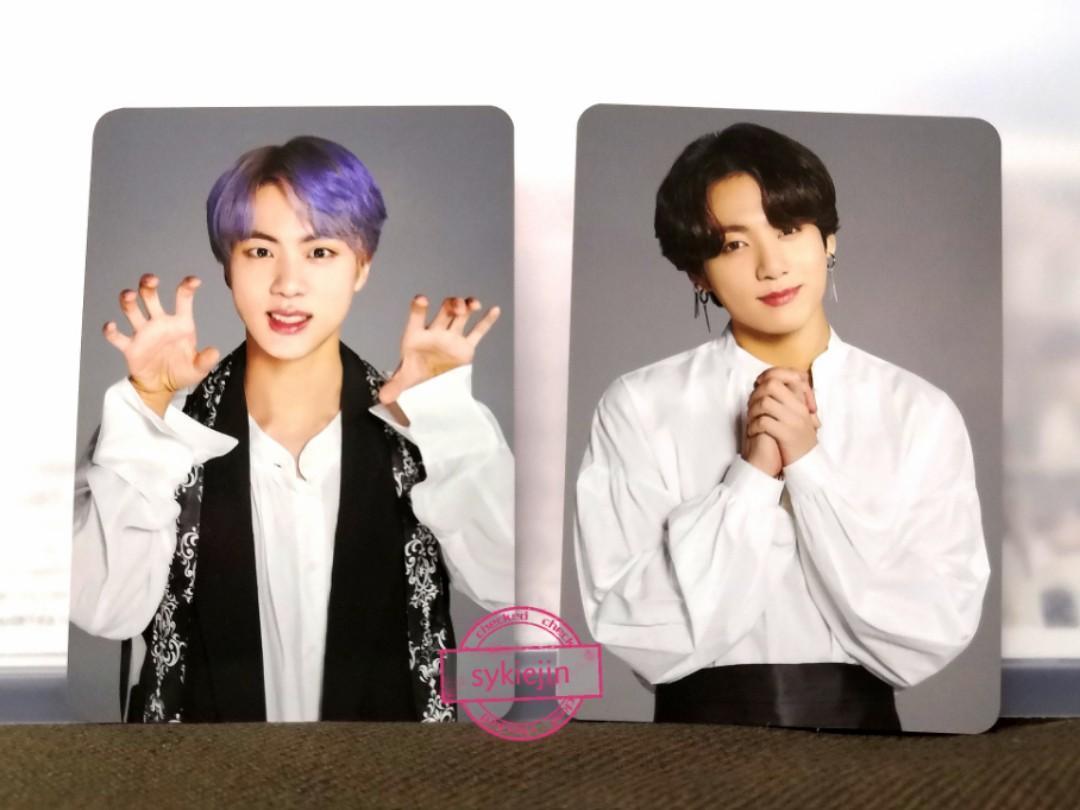 [WTT/WTB] BTS 5TH MUSTER JAPAN OFFICIAL MINI PHOTOCARDS