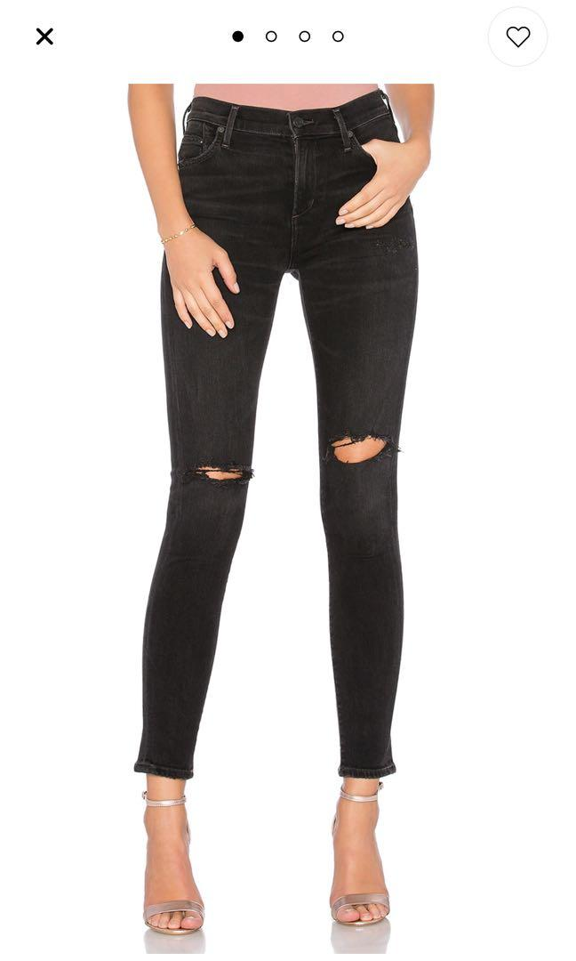 Citizens of Humanity Rocket Skinny jeans size 27  ** PRICE DROP**