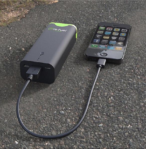 Digipower 5200mah Portable Power Bank With Dual Battery Gopro Charger