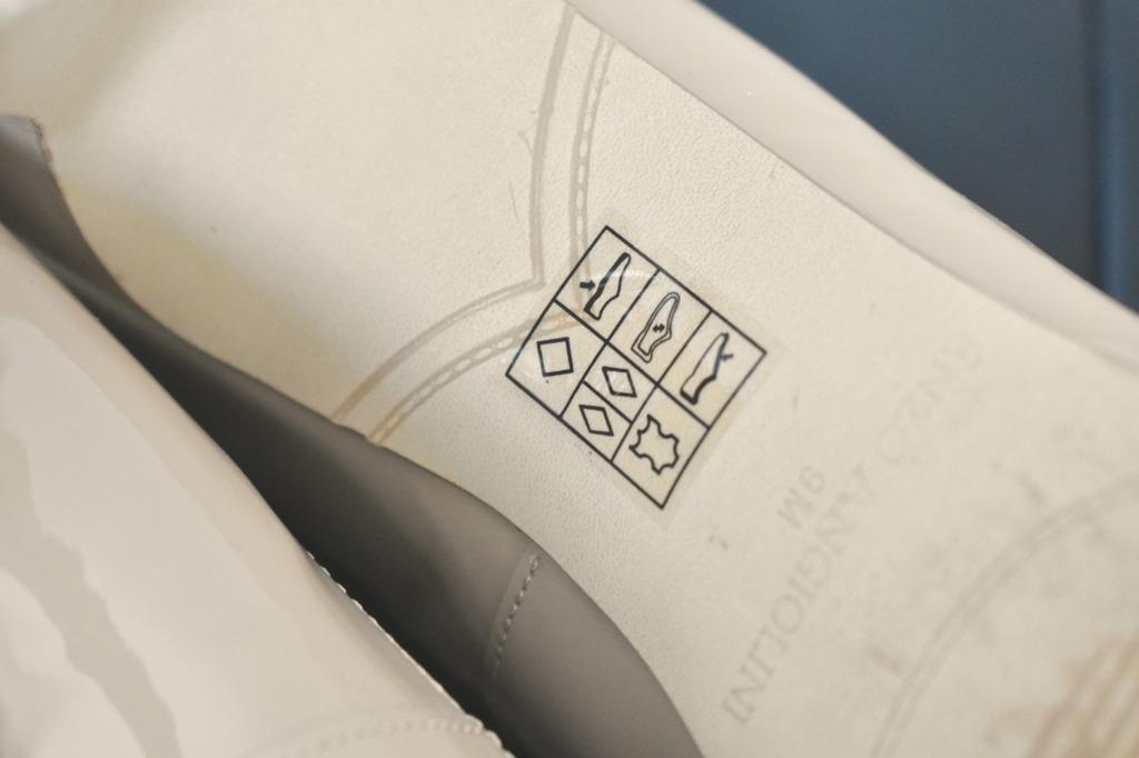 Enzo Angiolini Natural Pumps Dixy Platform - Nude - Size 9
