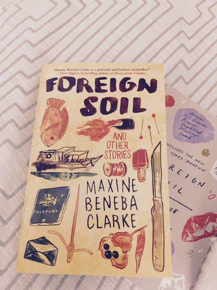 Foreign Soil and other stories- Maxine Beneba Clarke