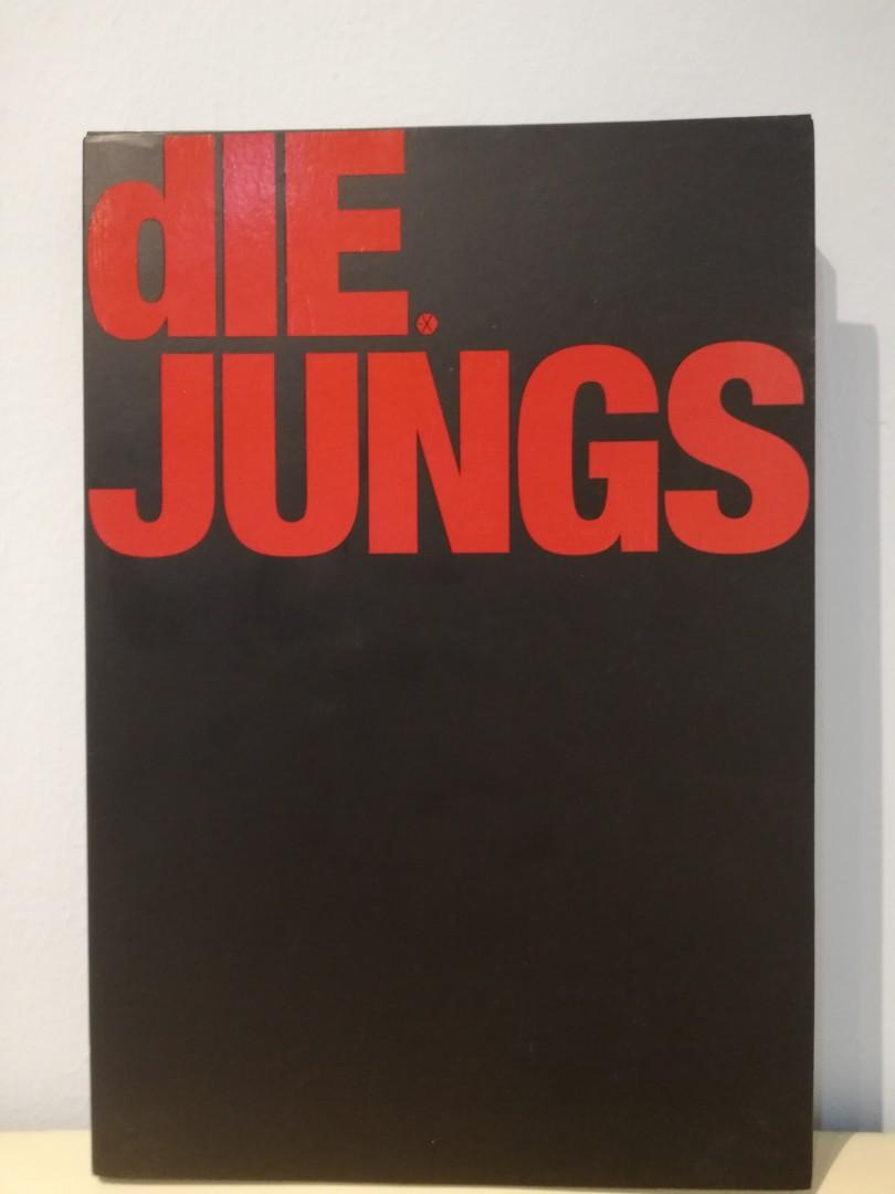 Kpop Album EXO Diejungs Album (Authentic) CD included Free Gift included