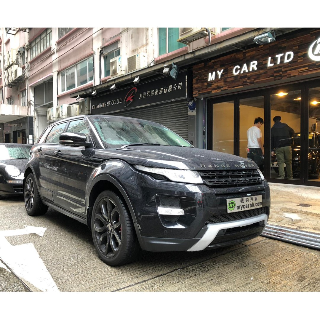 LAND ROVER EVOQUE DYNAMIC 2011