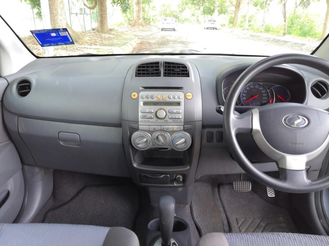 Myvi EZi 1.3 (Auto) 2009 - Full Service Record by Perodua