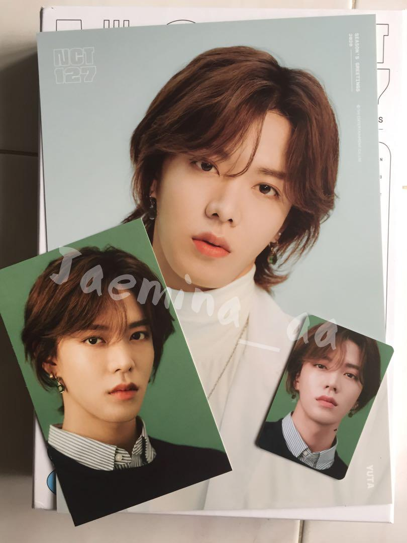 [READYSTOCK] NCT 127 SEASON GREETING 2020 loose items