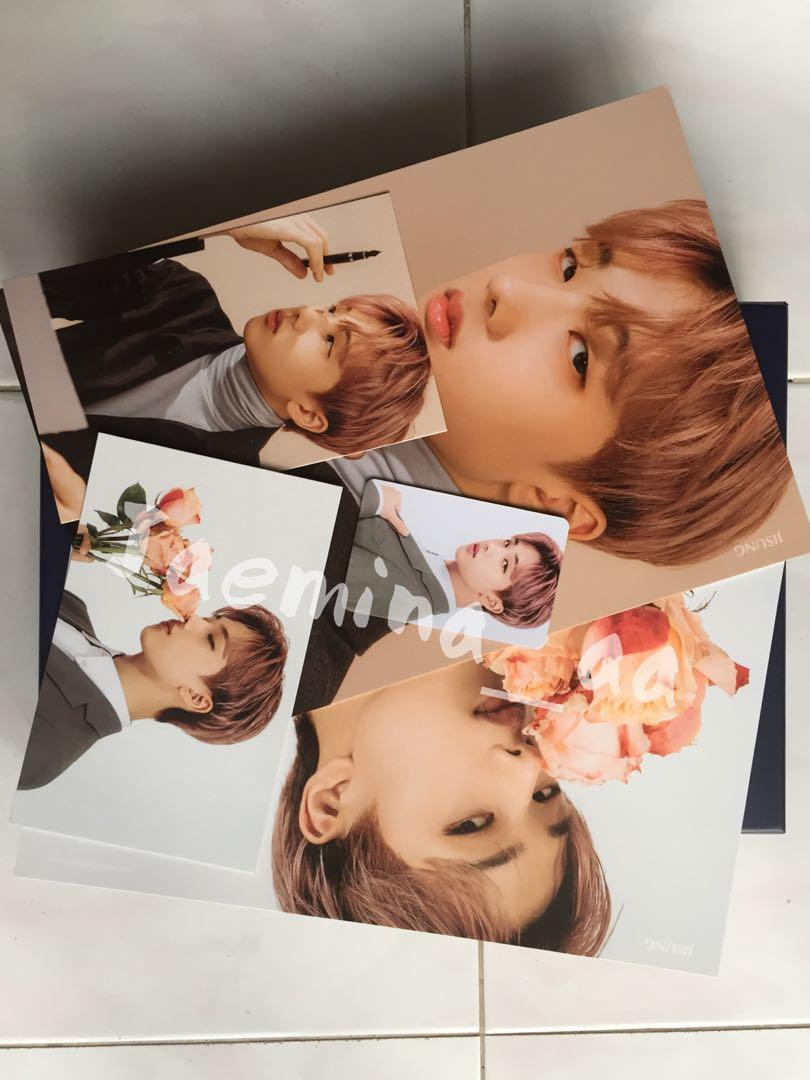 [READYSTOCK] NCT DREAM SEASON GREETING 2020 loose items