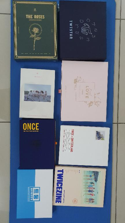 TWICE Album / Monograph / DVD - Year End Clearance Sale