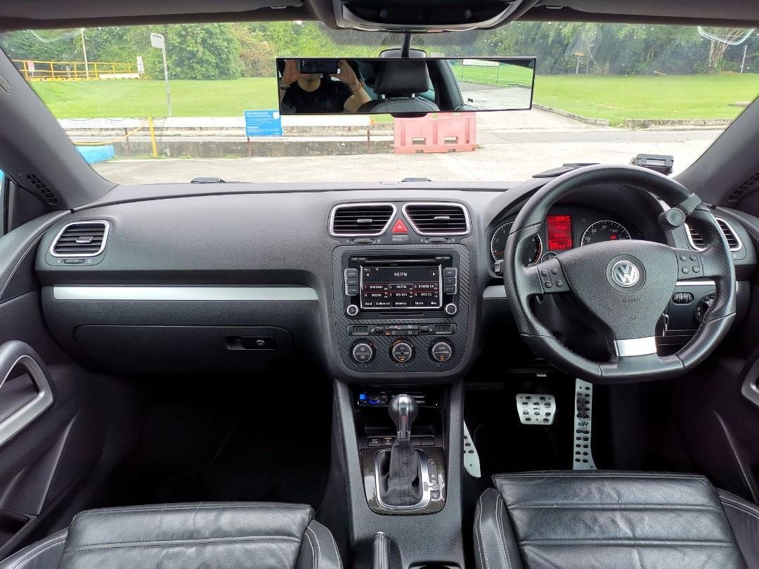 Volkswagen Scirocco 2.0 Sport TSI DSG (A)
