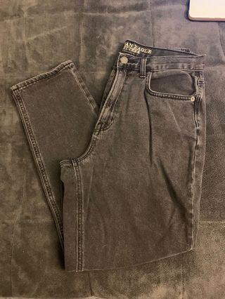 AE High-Waisted Mom Jeans