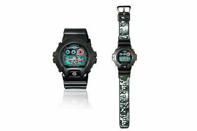 100% Authentic New Rare LE Autographed Casio G-Shock Bliss N Eso DW-6900BNE-1D 30th Anniversary Collaboration Watch Full set 100 Numbered Series