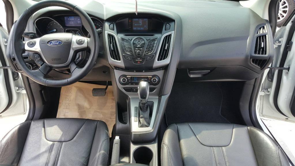 2013年 FOCUS 頂級版 FB搜尋 : 300%優質中古車
