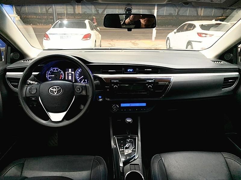 2016年ALTIS  1.8cc 新中古車 宛如新車