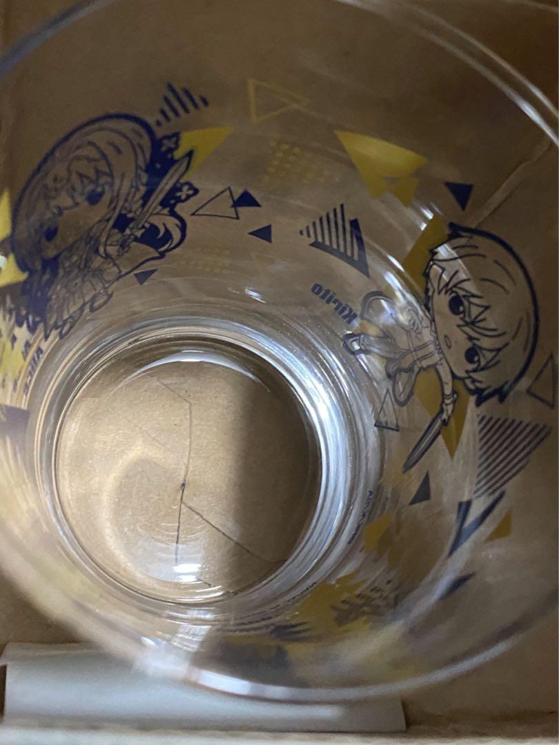 刀劍神域 一番賞 D賞 玻璃杯