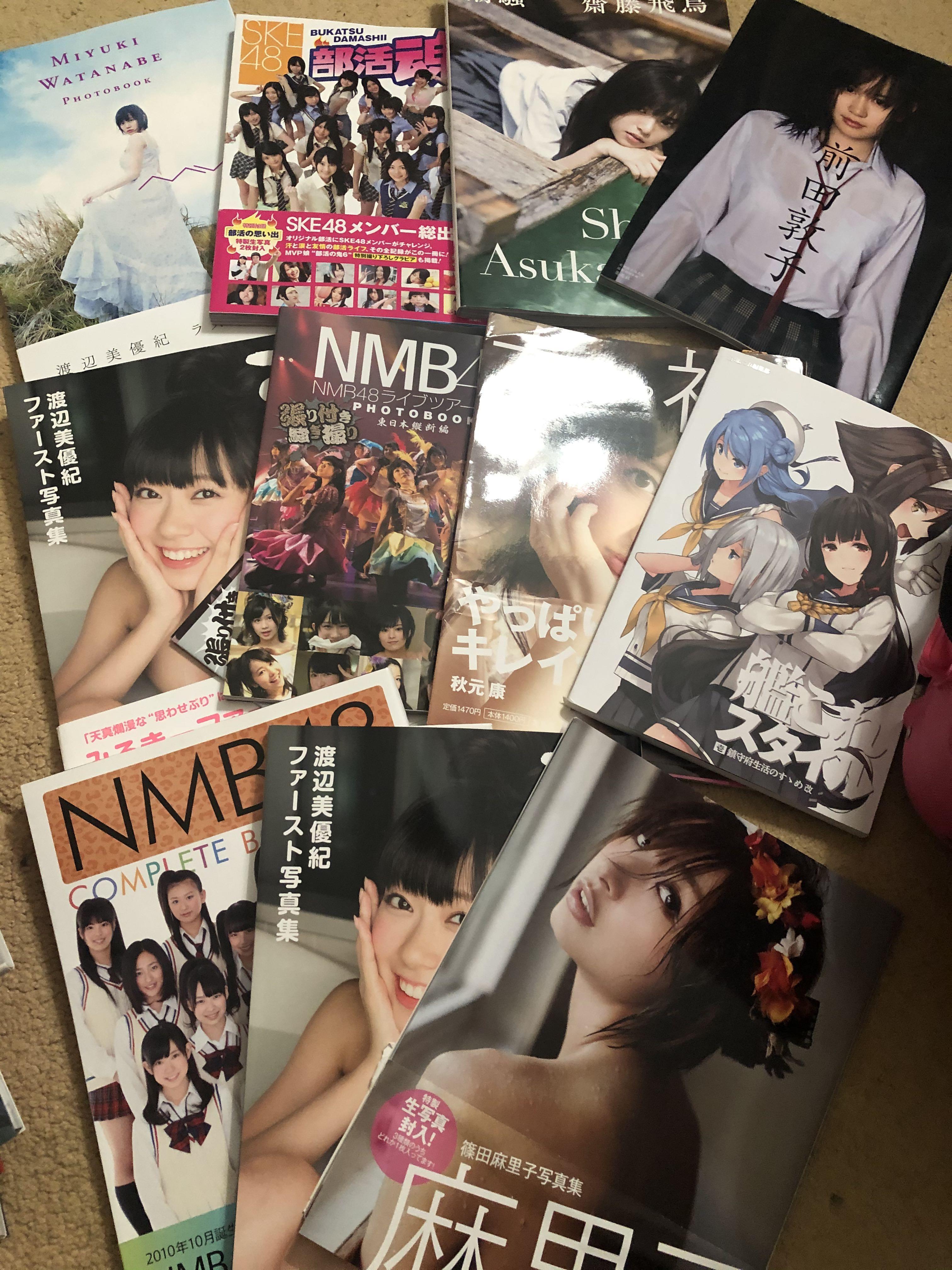 乃木坂 AKB SKE NMB 欅坂 J-POP 寫真