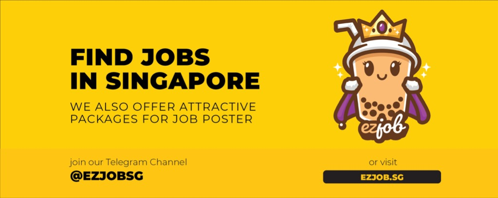 🔎 Find Jobs In Singapore 🔎