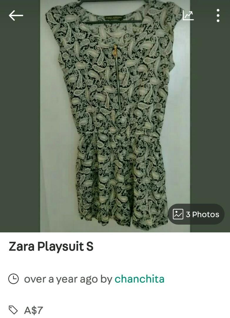 All Playsuits On Page Now Only $5 Each or $9 for 2