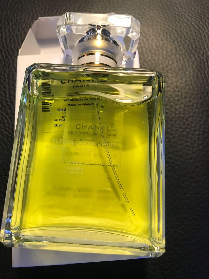 Chanel no.19 Eau de Parfum spray new tester 100ml new genuine