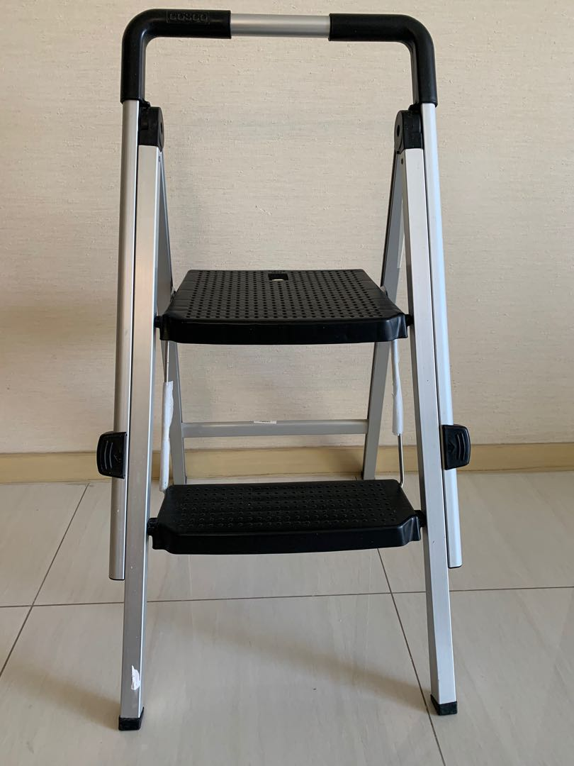 Cosco Two Step Ladder Furniture Others On Carousell