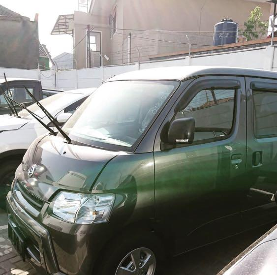 DP RINGAN Daihatsu Granmax Minibus mulai 13 jutaan. Daihatsu Fatmawati