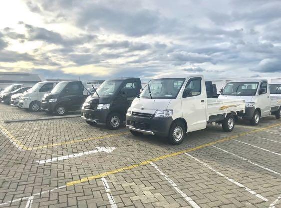 DP RINGAN Daihatsu Pick Up mulai 10 jutaan. Daihatsu Fatmawati