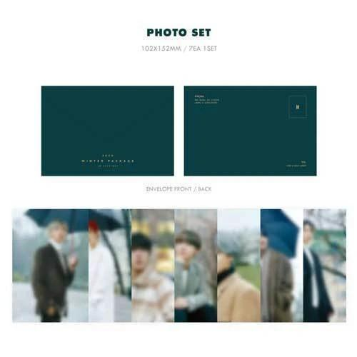 [Free Postage] BTS 2020 Winter Package in Helsinki