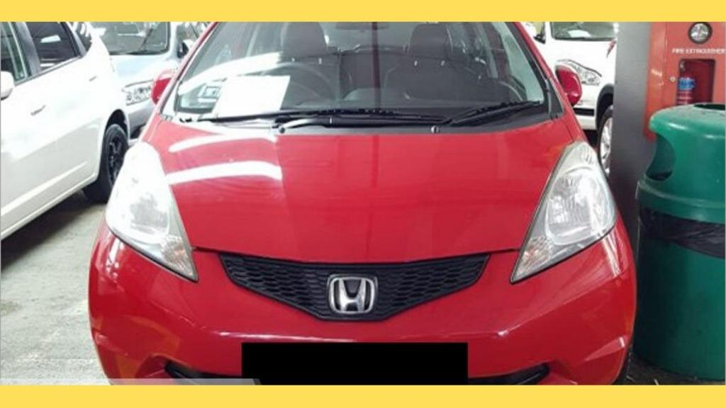 Honda Fit Auto 1.3 G