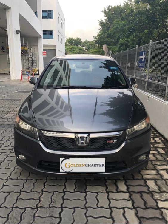 Honda Stream Available For Rent! Personal   Grab   Gojek