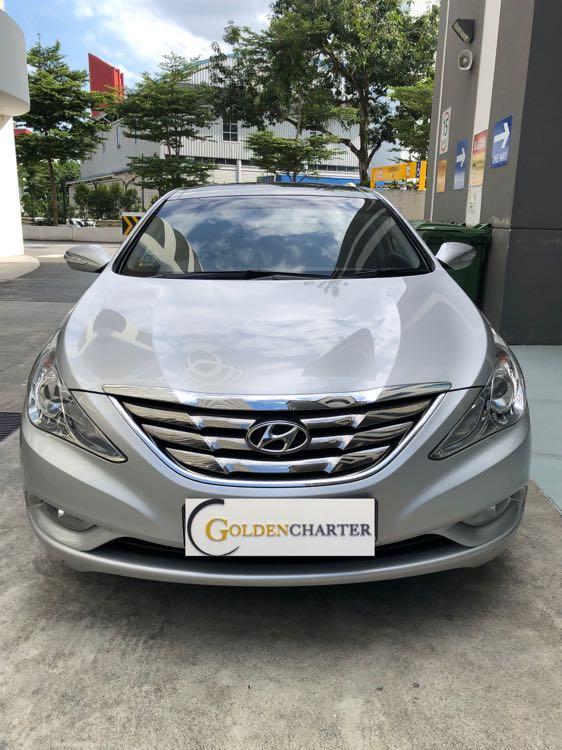 Hyundai i45 Available For Rent! Personal | Grab | Gojek