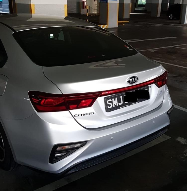 Kia Cerato 1.6 (AUTO) 2019, Kia Sedan Car for Rent, Car for rent @ Hillview