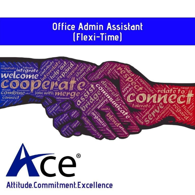Looking for Office Admin