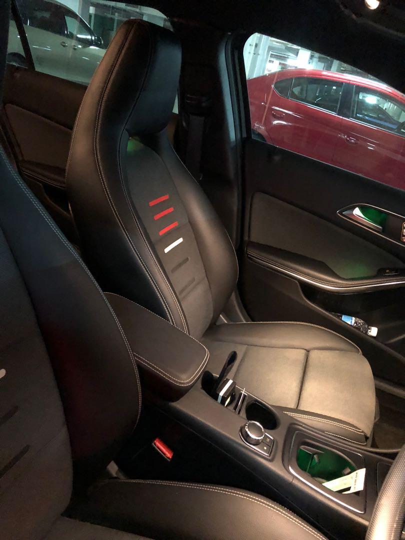 Mercedes-Benz A200 BlueEfficiency Style Auto
