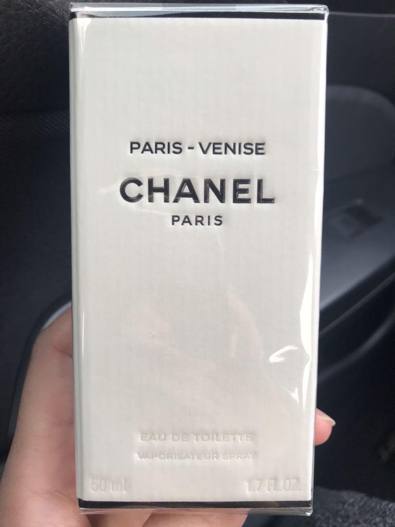 Newest chanel Venise eau de toilette 50ml brand new genuine sealed !!