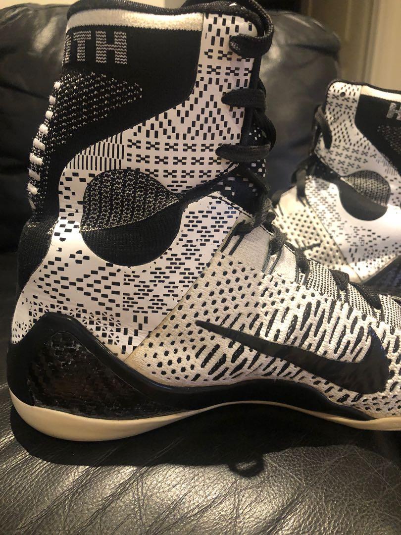 Nike Kobe 9 Elite Black History Month (BHM) 100% Authentic