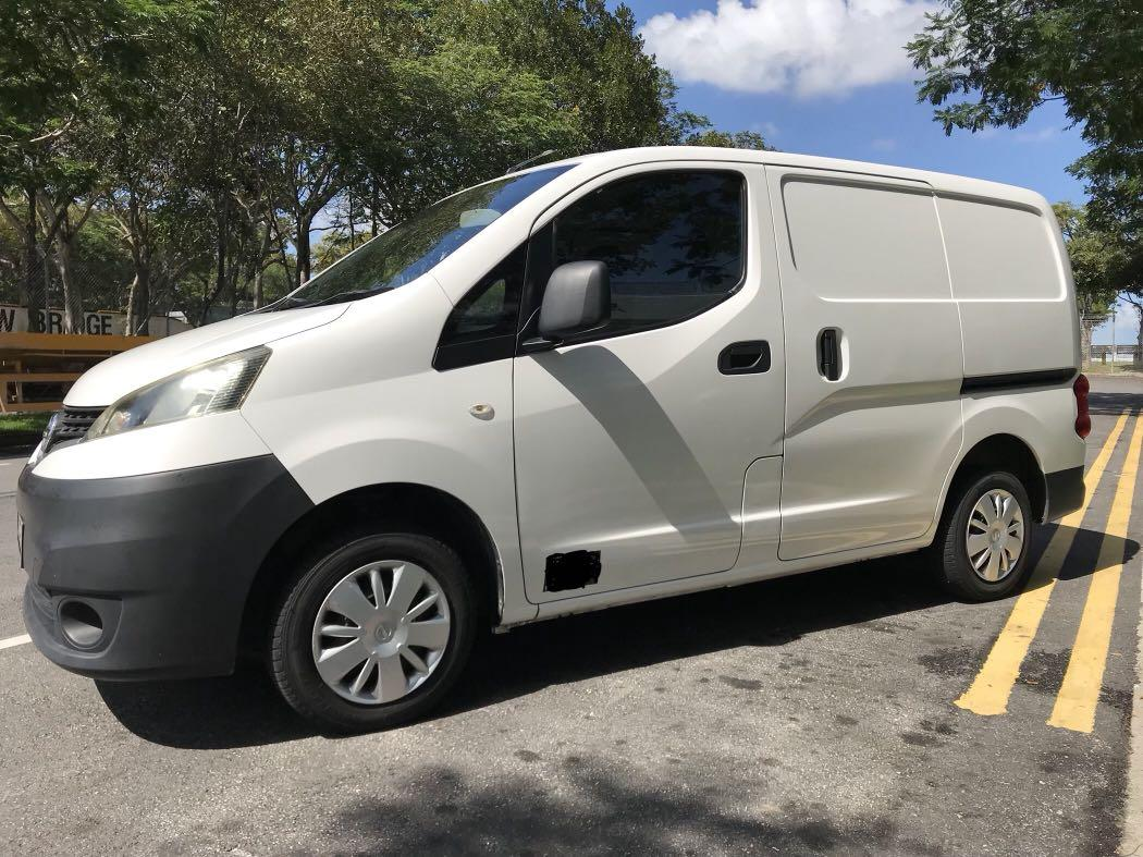 CHEAP NV200 VAN FOR 3 MONTHS RENTAL @ $1200 CALL 9299 4404 NOW !!