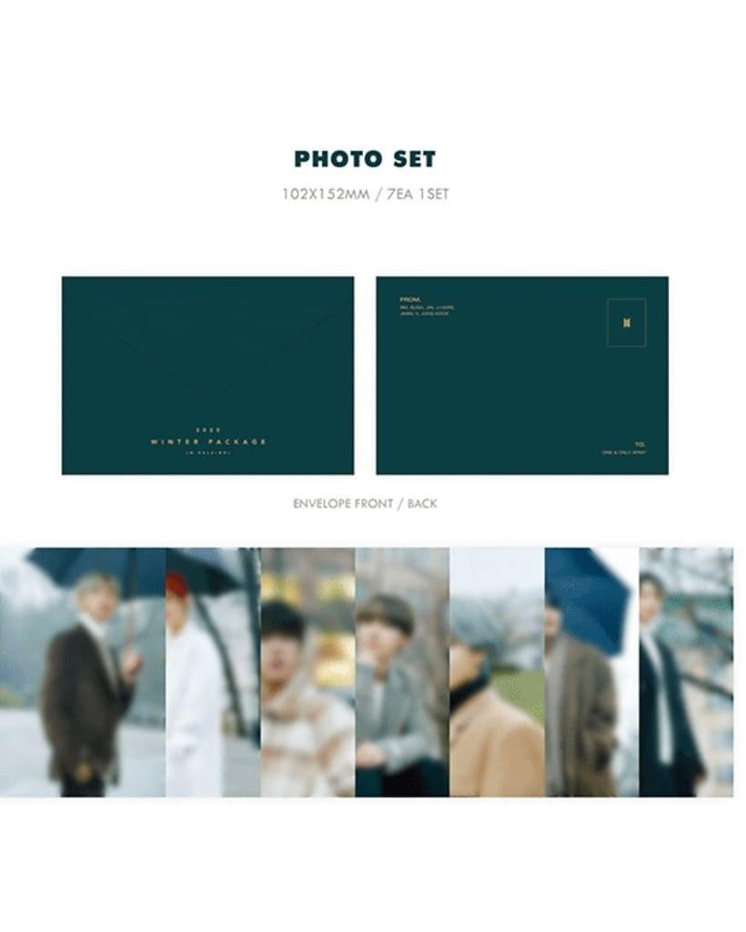 [PO][BTS] WINTER PACKAGE 2020 ❗SECOND PAYMENT NEEDED