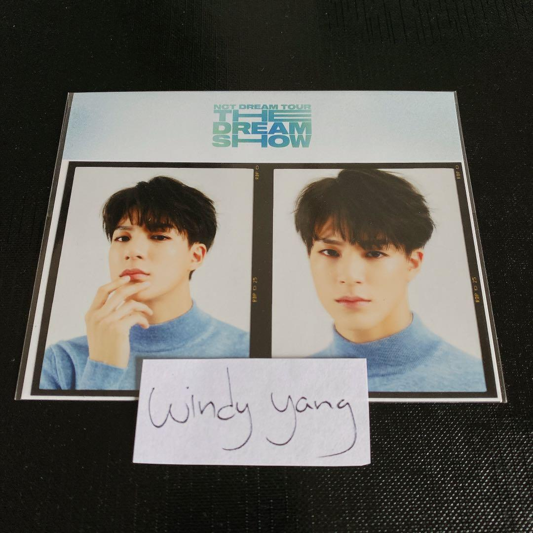 [Ready Stock] NCT Dream The Dream Show Jeno Official Film Set SEALED