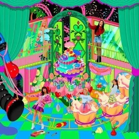 💕Red Velvet💕 [Repackage Album-The ReVe Festival Finale]