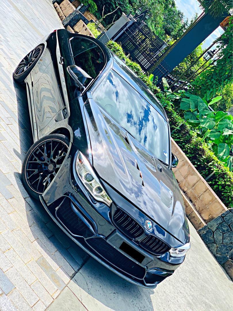 SEWA BELI>>BMW F32 428i M SPORT STAGE2 BMW M POWER CALIPER 4POT EXHAUST CONTROL VALVE 2015