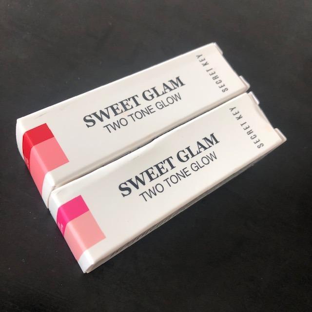 Sweet Glam Two tone Glow Lipstick (#Lollipop Pink)