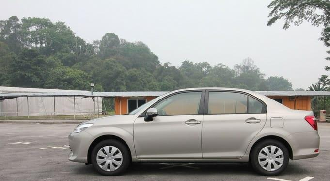 Toyota Axio Special Early CNY Promo Pm or whatsapp @85884811 to reserve now! Driveaway @ $500 only