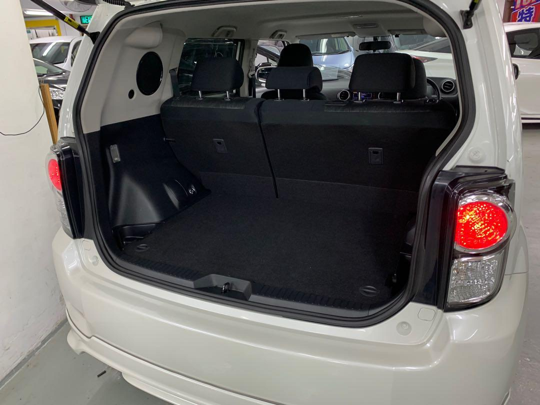 TOYOTA BB Rumion S 2015