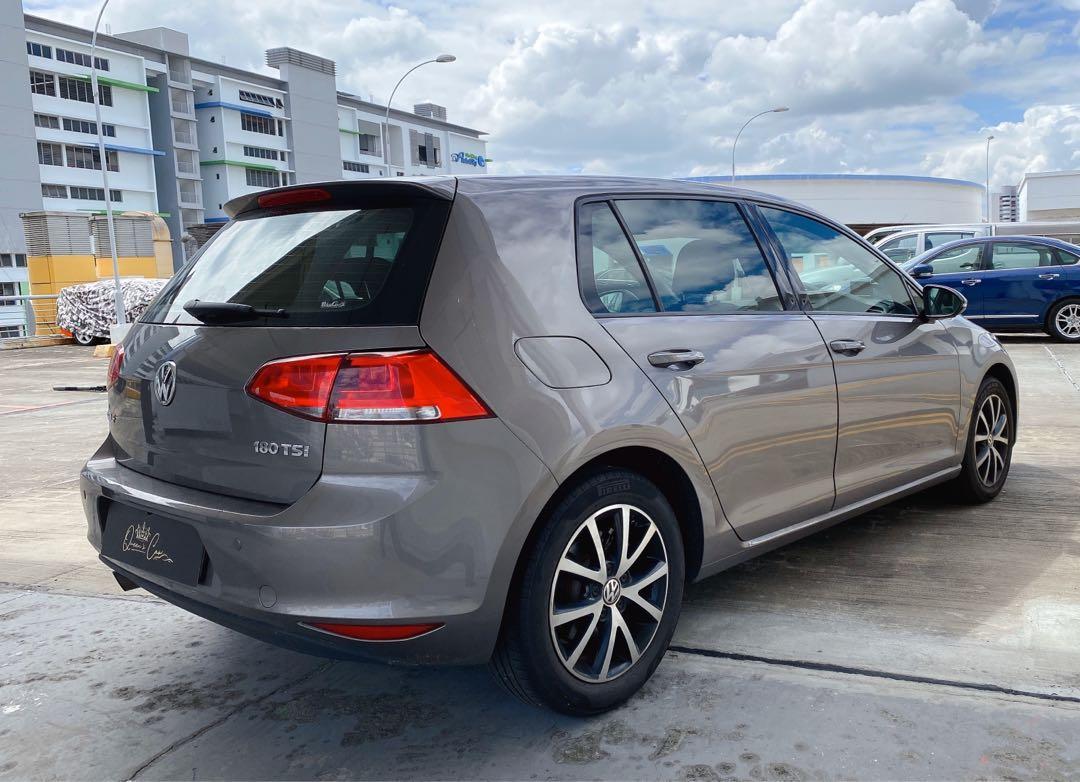 Volkswagen Golf A7 1.2 TSI Auto