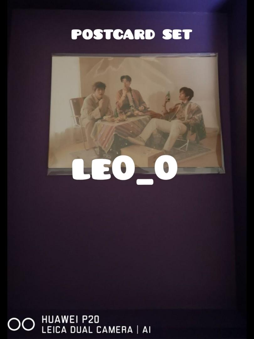 WTS READY STOCK ASTRO 2020 SEASON'S GREETINGS LOOSE ITEM RELAXING VERSION